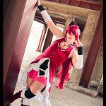 Cosplay: Sakura Kyouko [Magical Girl]
