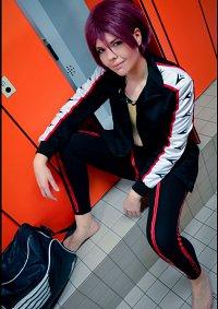 Cosplay-Cover: Rin Matsuoka • Samezuka Academy Swim-Team