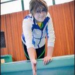 Cosplay: Makoto Tachibana - Iwatobi Swim Club