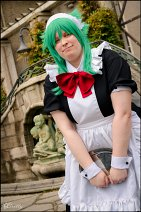 Cosplay-Cover: Gumi / Megpoid [Night ∞ Series]