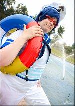 Cosplay-Cover: Rei Ryugazaki [Sailor]