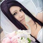 Cosplay: Nagisa Sena (Happy Wedding Commercial)