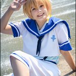 Cosplay: Nagisa Hazuki (葉月渚) ★ Sailor
