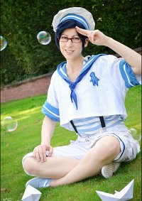 Cosplay-Cover: Rei Ryugazaki [Sailor Version]