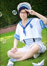 Cosplay-Cover: Rei Ryugazaki [Sailor Version]
