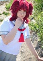 Cosplay-Cover: Ruby Kurosawa (Summer uniform)