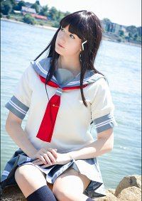 Cosplay-Cover: Dia Kurosawa [Summer Uniform]