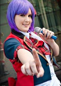 Cosplay-Cover: Atsuko 'Acchan' Maeda the 13th // Senbatsu Uniform