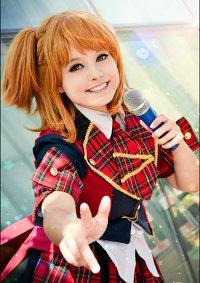 Cosplay-Cover: Yuuko Oshima 9th (Hikari Kimishima) ♪ Senbatsu