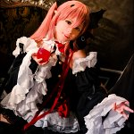 Cosplay: Krul Tepes ♖ Manga Design