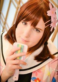 Cosplay-Cover: Naru Sekiya 🌸  Haori