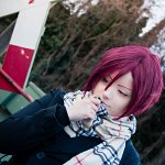 Cosplay: Rin Matsuoka (松岡凛) ♒ Winter