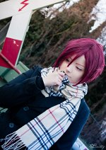 Cosplay-Cover: Rin Matsuoka (松岡凛) ♒ Winter