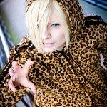 Cosplay: Yuri Plisetsky (Юрий Плисецкий) ❊ Leopard hoodie