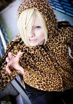 Cosplay-Cover: Yuri Plisetsky (Юрий Плисецкий) ❊ Leopard hoodie