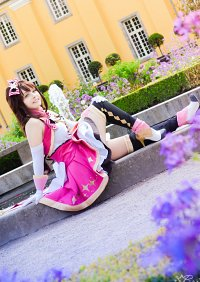 Cosplay-Cover: Uzuki Shimamura (島村卯月) ♥ Stage of Magic SSR