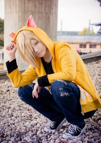Cosplay-Cover: Yuri Plisetsky (Юрий Плисецкий) ❊ Kitty Hoodie