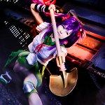 Cosplay: Kurumi Ebisuzawa (恵飛須沢胡桃) ✤ Schuluniform
