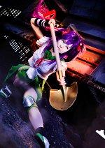 Cosplay-Cover: Kurumi Ebisuzawa (恵飛須沢胡桃) ✤ Schuluniform