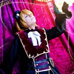 Cosplay: Nazuna Nito (仁兎なずな) ✿ Valkyrie