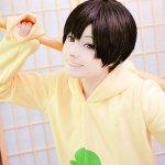 Cosplay: Jyushimatsu Matsuno (松野十四松) Hoodie