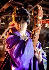 Cosplay-Cover: Ichimatsu Matsuno 松野一松 - Japanese Steampunk
