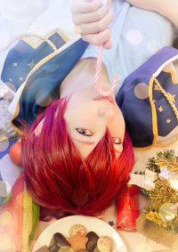 Cosplay-Cover: Tsukasa Suou ☆ 朱桜司 - Starlight Festival Hoodie