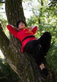 Cosplay-Cover: Ranma Saotome [male/long sleeves]