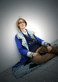 Cosplay-Cover: Alfred ғ. Jones ✩【America|King of Spades】
