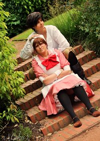 Cosplay-Cover: Romano (Fratellokleid)