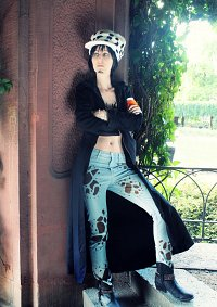 Cosplay-Cover: Trafalgar D. Water Law ⁂〘Dressrosa〙