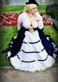Cosplay-Cover: Marianne Bonnefoy (FemFrance) - [Queen of Paris]