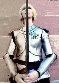 Cosplay-Cover: Jeanne d'Arc ✩【яitterin/ Jungfrau von Orleans】