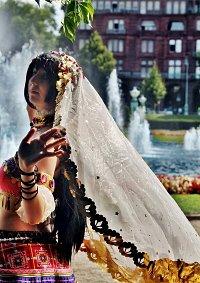Cosplay-Cover: Yazawa Nico 『Arabic Dancer』