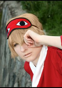 Cosplay-Cover: Okita Sougo [Yukata]