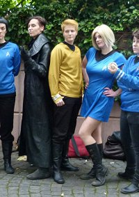 Cosplay-Cover: James Tiberius Kirk