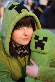 Cosplay-Cover: Creeper [Human]