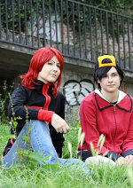 Cosplay-Cover: Rival Silver『HG/SS』