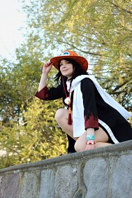 Cosplay-Cover: Portgas D. Ace - Alabasta [female]