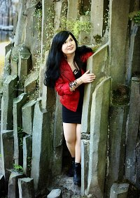 Cosplay-Cover: Isabelle Lightwood