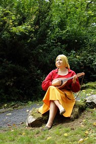 Cosplay-Cover: Miguel [female]
