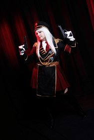Cosplay-Cover: Anna Kushina [Military]