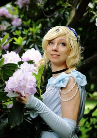 Cosplay-Cover: Cinderella [Art Nouveau]