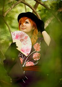 Cosplay-Cover: Chuuya Nakahara [Kimono]