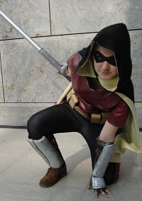 Cosplay-Cover: Robin [Arkham City]