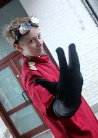 Cosplay-Cover: Dr. Horrible [Dr. Horrible's Sing-Along Blog]