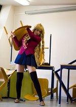 Cosplay-Cover: Aisaka Taiga (Schuluniform)