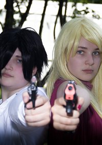 Cosplay-Cover: Mireille Bouquet
