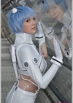 Cosplay-Cover: Rei Ayanami - Test Plugsuit