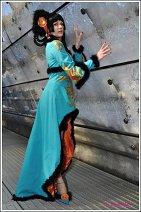 Cosplay-Cover: Yuko Ichihara - Russian Dress